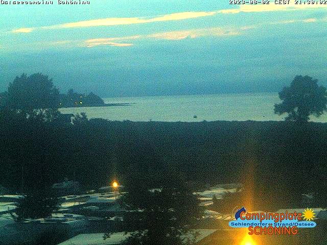 Webcam Ostseecamping Schöning